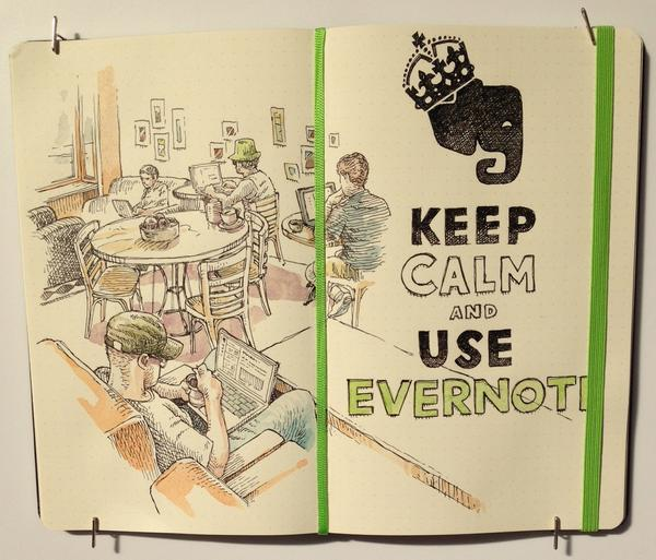 The #Moleskine #Evernote Planner can make 2015 your most productive year yet. Here's how: http://t.co/qHnhuV1sYT http://t.co/jeTFjgonGJ
