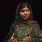RT @BBCWorld: Watch the speech by Nobel Peace Prize co-winner Malala Yousafzai http://t.co/dfjTf2zjRB http://t.co/hy4lFXRrk1
