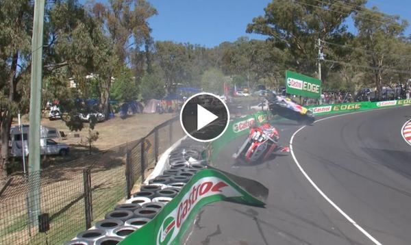 [VIDEO] Practice 6 Crash CLIP - WATCH NOW: http://t.co/ki28QVpZOu http://t.co/9syHBVJY3n