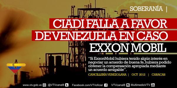 VTVCANAL8 (@VTVcanal8): #PatriaSoberana | Venezuela ha actuado ajustada al Estado de Derecho http://t.co/KKjhFxfYUv