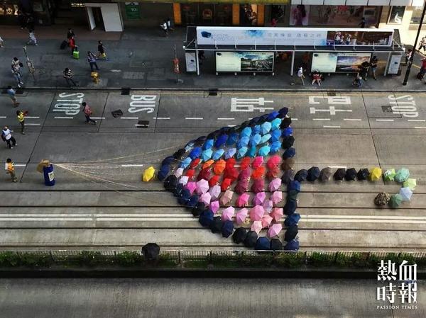 Art. RT @KannanCheung: #OccupyHongKong #UmbrellaRevolution http://t.co/1JUZgp5Lkk #OccupyCentral