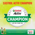 RT @castrolcricket: #CastrolActivChampion, a Social Loyalty Programme to find @castrolcricket's most loyal fans:  http://t.co/JnG2330dej ht…
