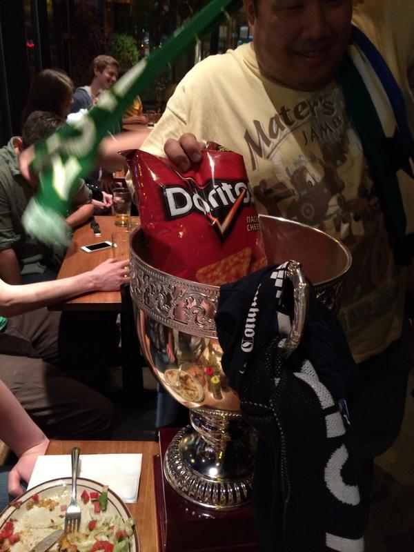 Remember to remind Seattle and Portland fans that It's still… nacho cup. http://t.co/1jhFVOXpd0