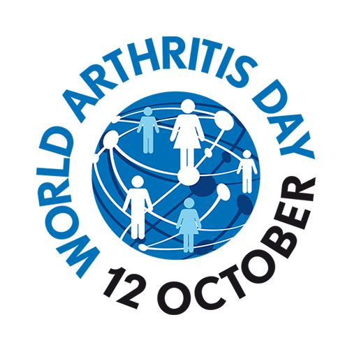 October 12 is World Arthritis Day. For more information, please visit http://t.co/tnrjgGhMhd. #worldarthritisday http://t.co/H4Wj3cJQC8