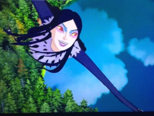鳥女 押し!怪しカワイイ素敵 #山賊の娘ローニャ
