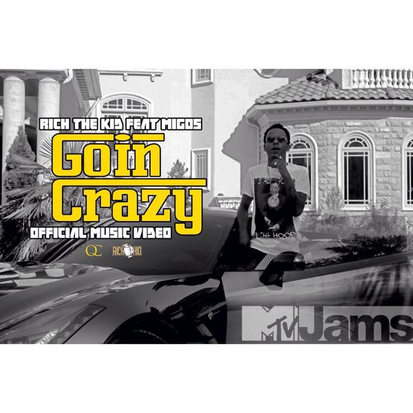 Goin Crazy ft @MigosATL music video on the way stay tuned @mtvjams