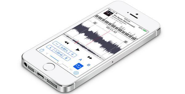 #Guitar 速度を変えられるので耳コピ練習に良いかも。DLした。 RT @touch_lab ¥500→無料:速度・音程を変更できる音楽プレイヤー「AudioStretch」 http://t.co/LwxO3k4cAZ http://t.co/DOdycuW15q
