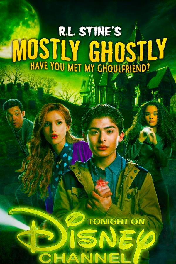 RETWEET if ur ready 4 the PREMIERE of Mostly Ghostly 2: Have You Met My Ghoulfriend 2NIGHT on Disney Channel at 7:30! http://t.co/eKeFzpIjor