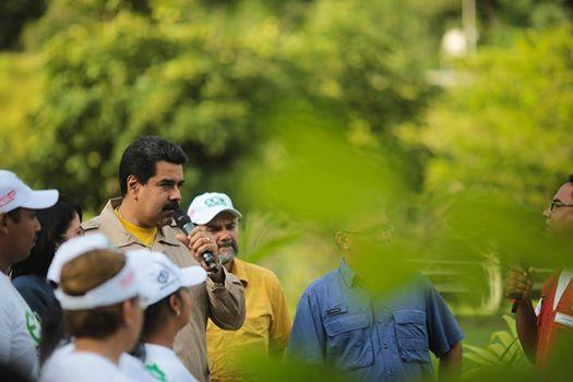 VTVCANAL8 (@VTVcanal8): Pdte. Maduro encabeza inauguración de parque recuperado para el disfrute del pueblo en Miranda http://t.co/KNNFS2kkiF http://t.co/gprgQ12wmO