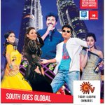 RT @srikutty45: Watch SunTV today from 6pm onwards for SIIMA Awards 2014 telecast . A visual extravaganza