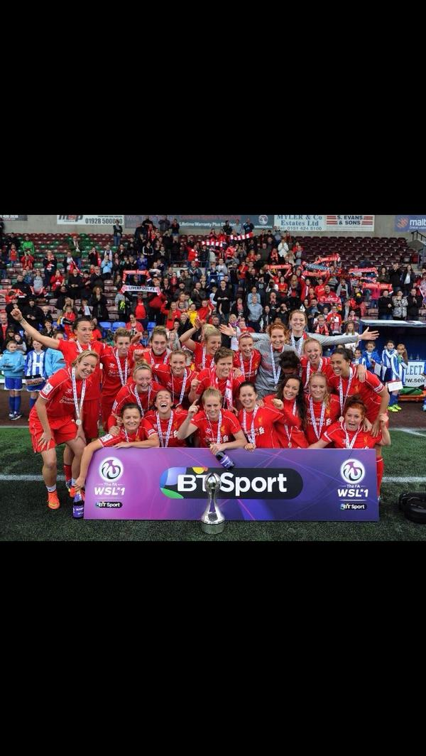Miracles come true!! This is why we play the beautiful game #Champions #TWAL #LFC ❤️ this team!!! http://t.co/2TfvpxnBuw