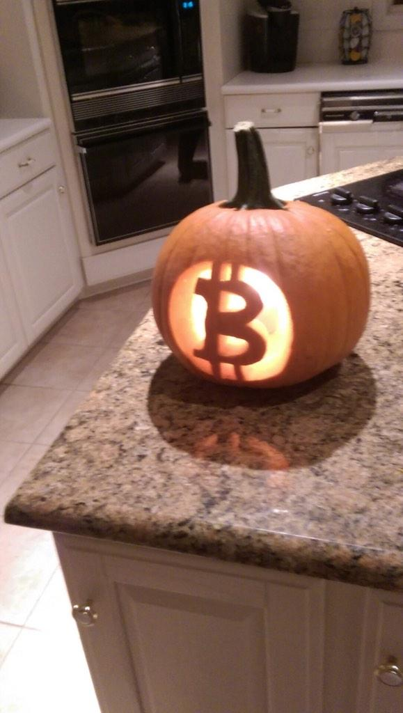 Instead of candy, give the kids Bitcoin this Halloween. http://t.co/5htw9Jy2J0