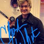 RT @NHLonNBCSports: Charlie White is at The Garden tonight taking in the @MapleLeafs and @NYRangers game. (via @NHL)