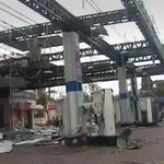 The wrath of nature @ndtv: Cyclone Hudhud: Vizag wakes up to no rain, but is a city torn apart http://t.co/DcRPxvMKvO