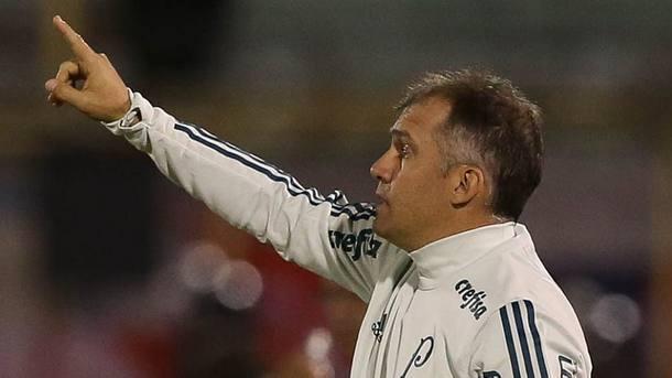Técnico do Palmeiras culpa gramado por derrota na Bolívia - Esportes - Estadão