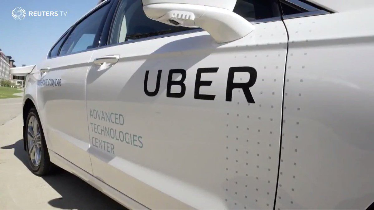 Uber at the centre of a high stakes lawsuit over self driving technology: via @ReutersTV