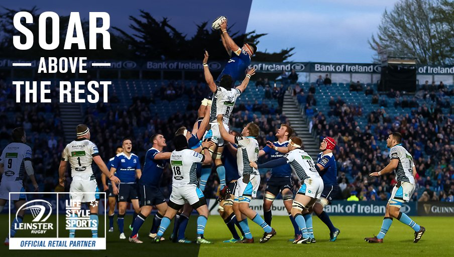 Leinster reigns like a bolt from the blue in their last test before their home Semi-final. #LeinsterBlue #ULSvLEI https://t.co/KhYje5DIMO