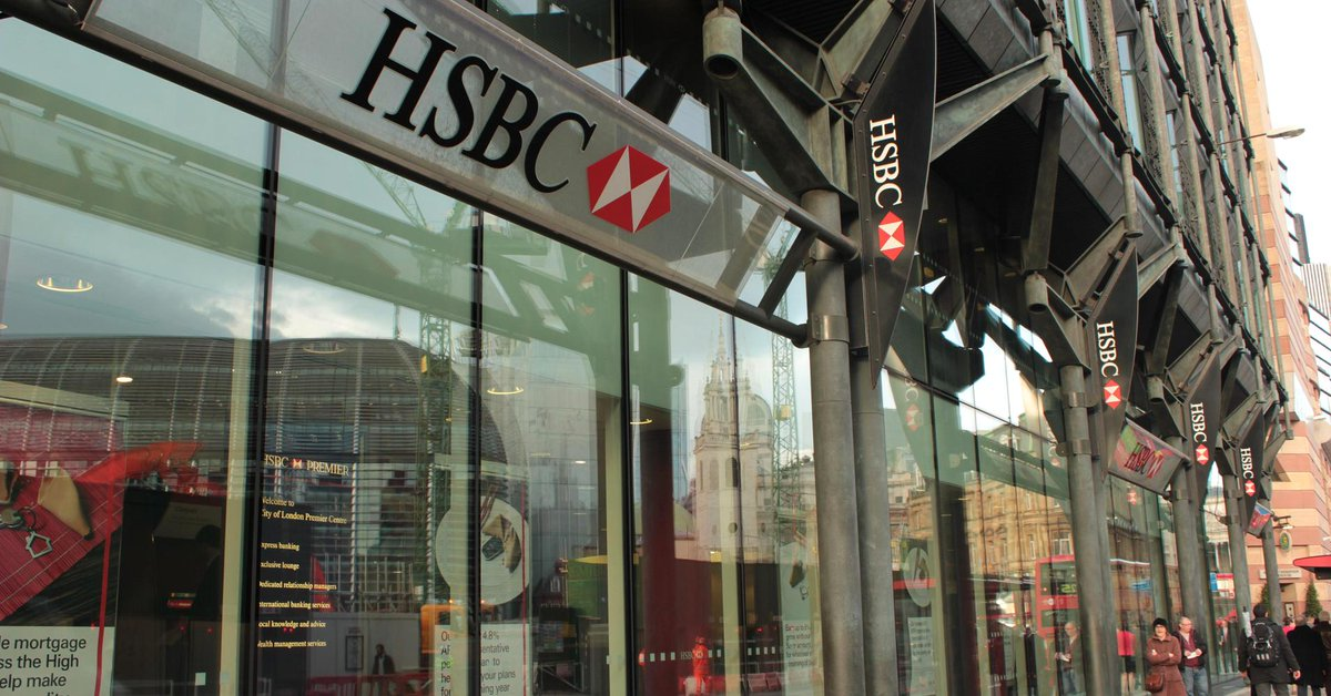 HSBC reports 19 percent fall in profit before tax; CFO says markets should be 'encouraged'