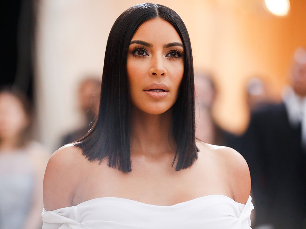 What Kim Kardashian did at the Met Gala surprised EVERYONE last night...
