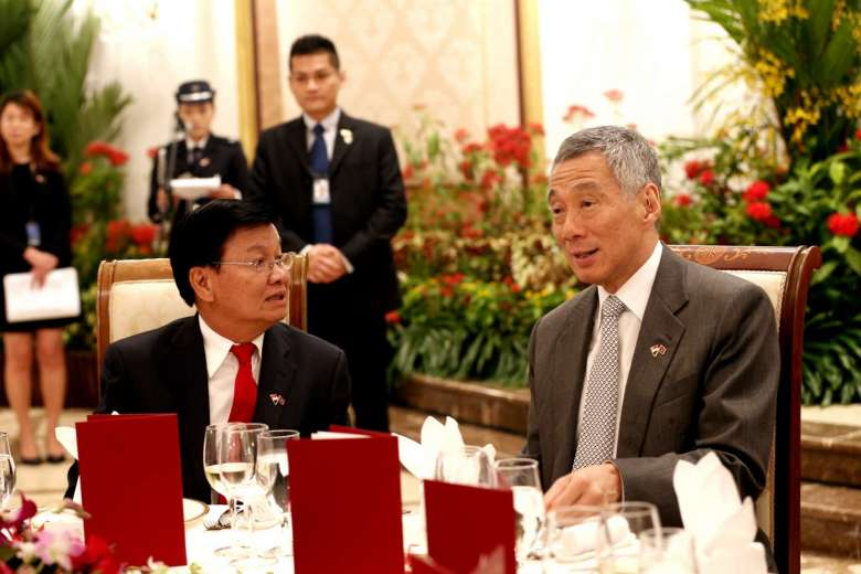 Singapore hopes to be part of Laos' growth story: PM Lee