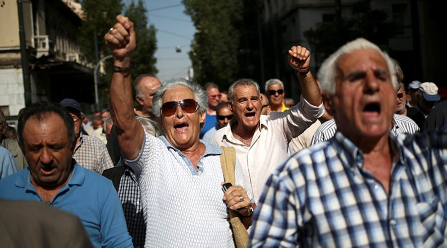 Greece agrees more austerity measures to secure bailout