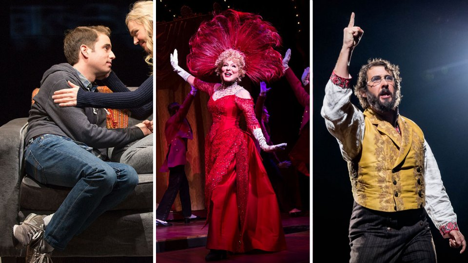 Tony Awards Nominations Revealed: Bette Midler, Kevin Kline, Josh Groban Among Nominees