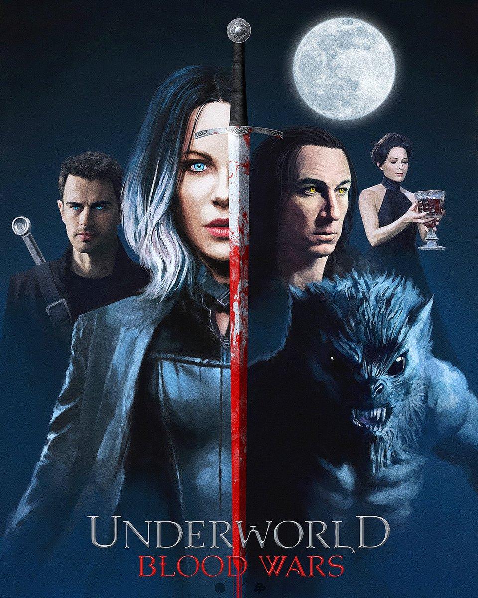 Underworld cast