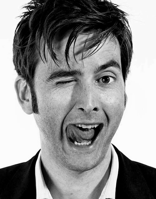Happy 10th Cererian Birthday David Tennant!  Remessage