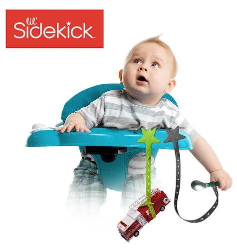 Giveaway: Lil' SIdekick Tether