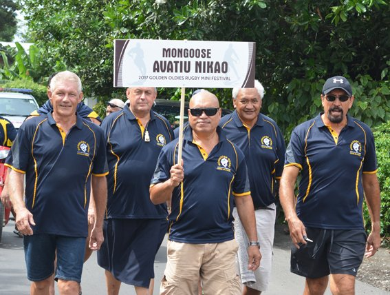 Golden Oldies festival starts at The Swamp