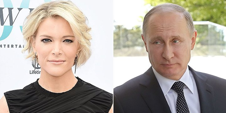 Megyn Kelly is set to interview Russian Federation President Vladimir Putin for NBC