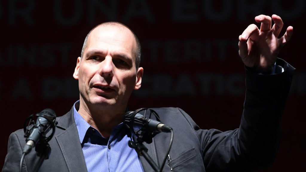 Varoufakis backs France's Macron, 'the only one who tried to help Greece'