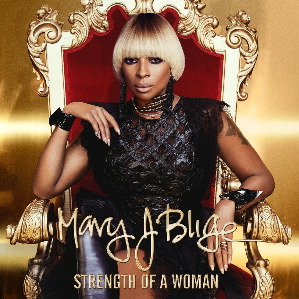 This is what u call #StrengthOfAWoman��You can NEVER keep a GOOD WOMEN like this down! #GlowUp @maryjblige ������������ https://t.co/4Ci3hDjyd1