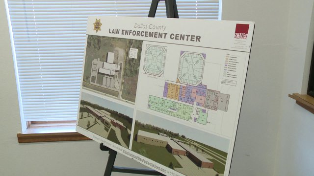 Vote Tuesday on Dallas County Jail Referendum