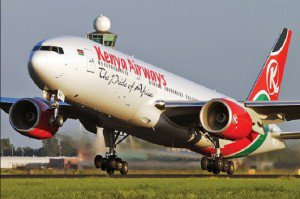 KQ launches direct flights to Victoria Falls, Zimbabwe