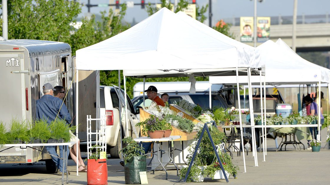 Sioux City Farmers Market opens Wednesday