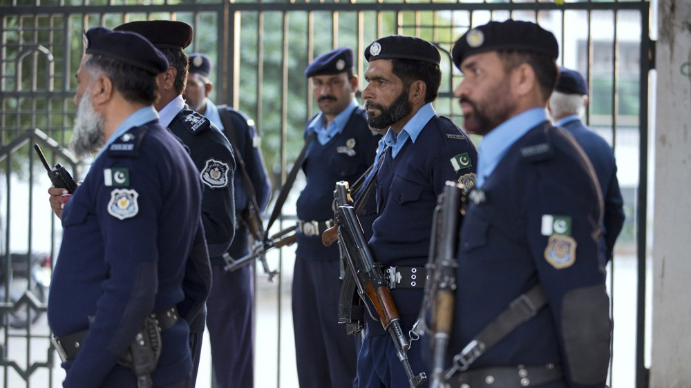 Four 'Taliban members' executed after military trials in Pakistan