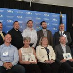 Awards handed out to small business champions