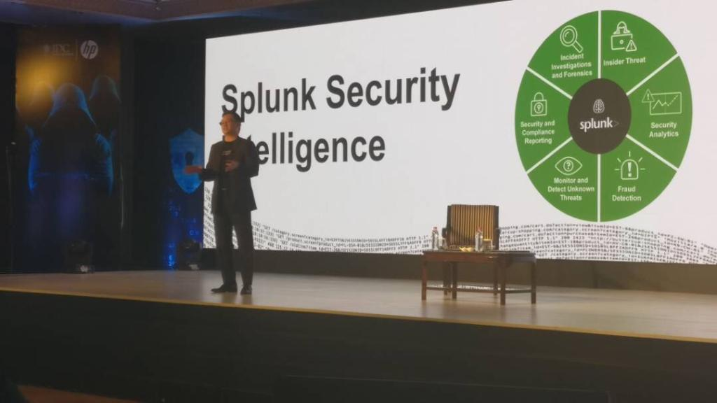 Data partners Splunk take the stage to further the conversation on data security and it s importance. https t