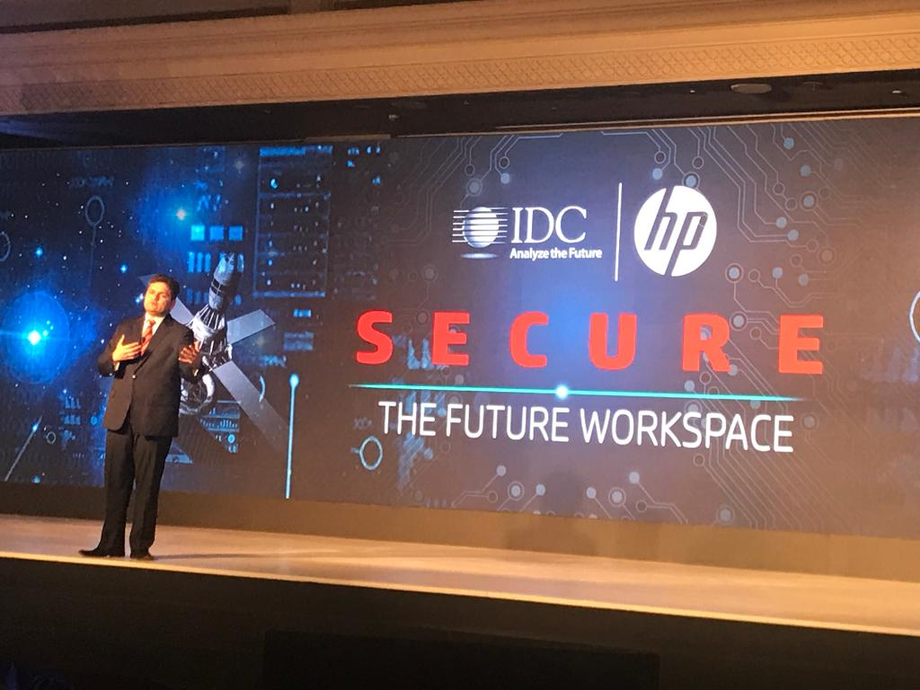And that s a wrap. Hope you enjoyed the updates from the IDC HP Secure The Future Workspace event. https t.co Mjece18xwc