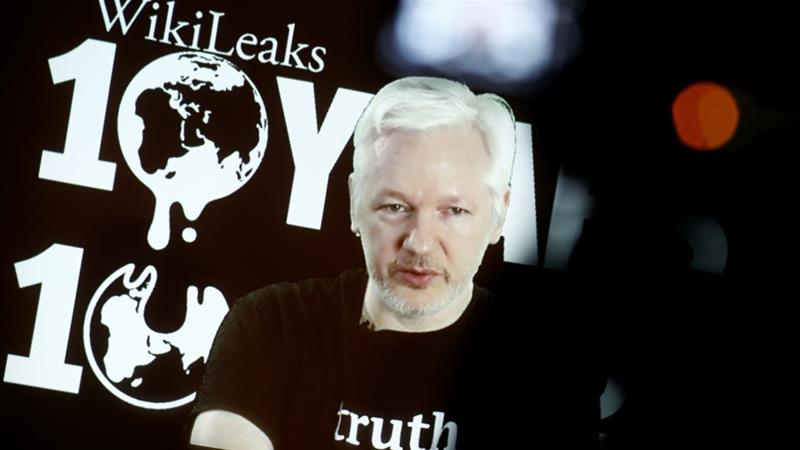 Assange lawyer asks Sweden court to drop arrest warrant