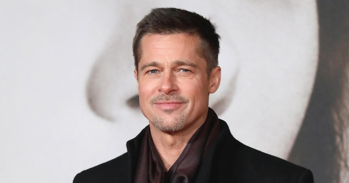 Brad Pitt says he stopped drinking in his first interview since divorce: