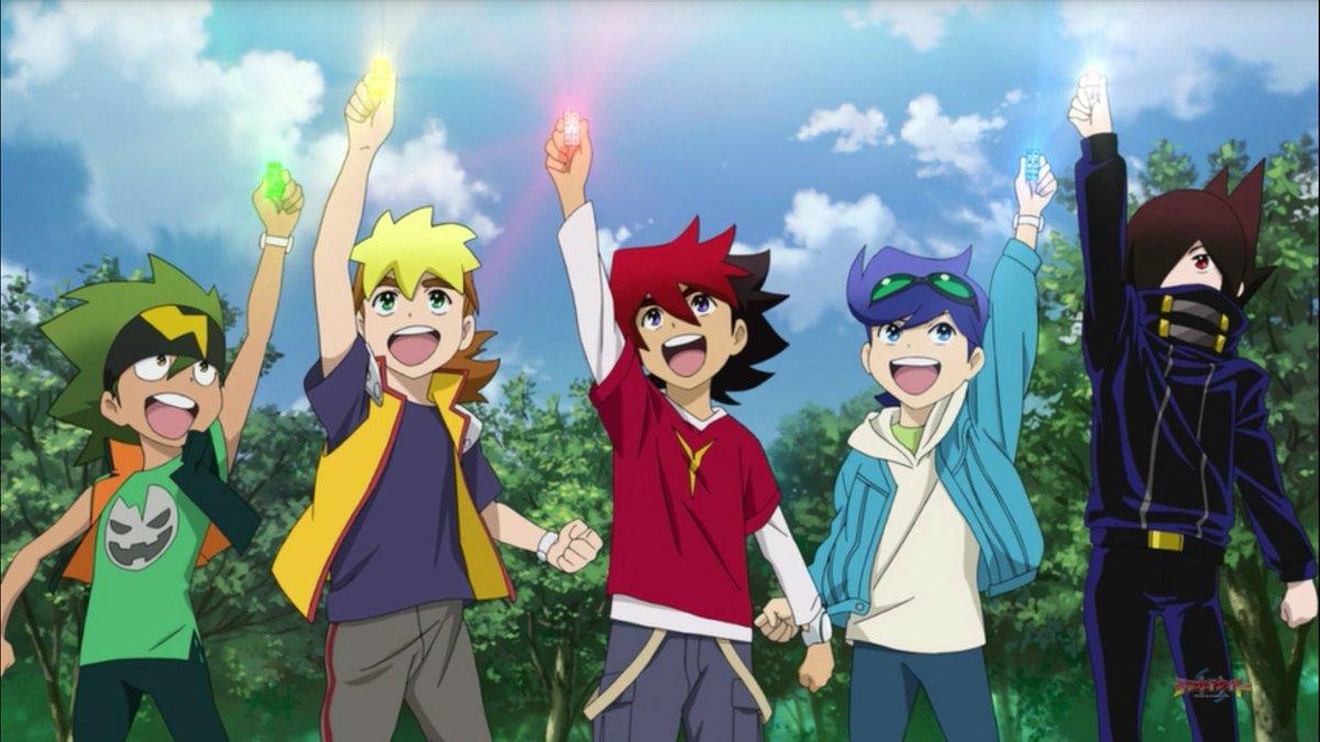 テンカイナイト #NHKアニメ100にランクインしてなさそうな作品を淡々に上げてく