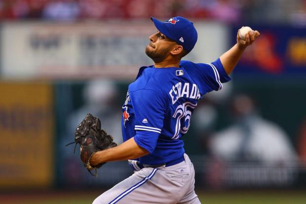 BlueJays' Marco Estrada stays humble among the top pitchers in baseball via @npsport