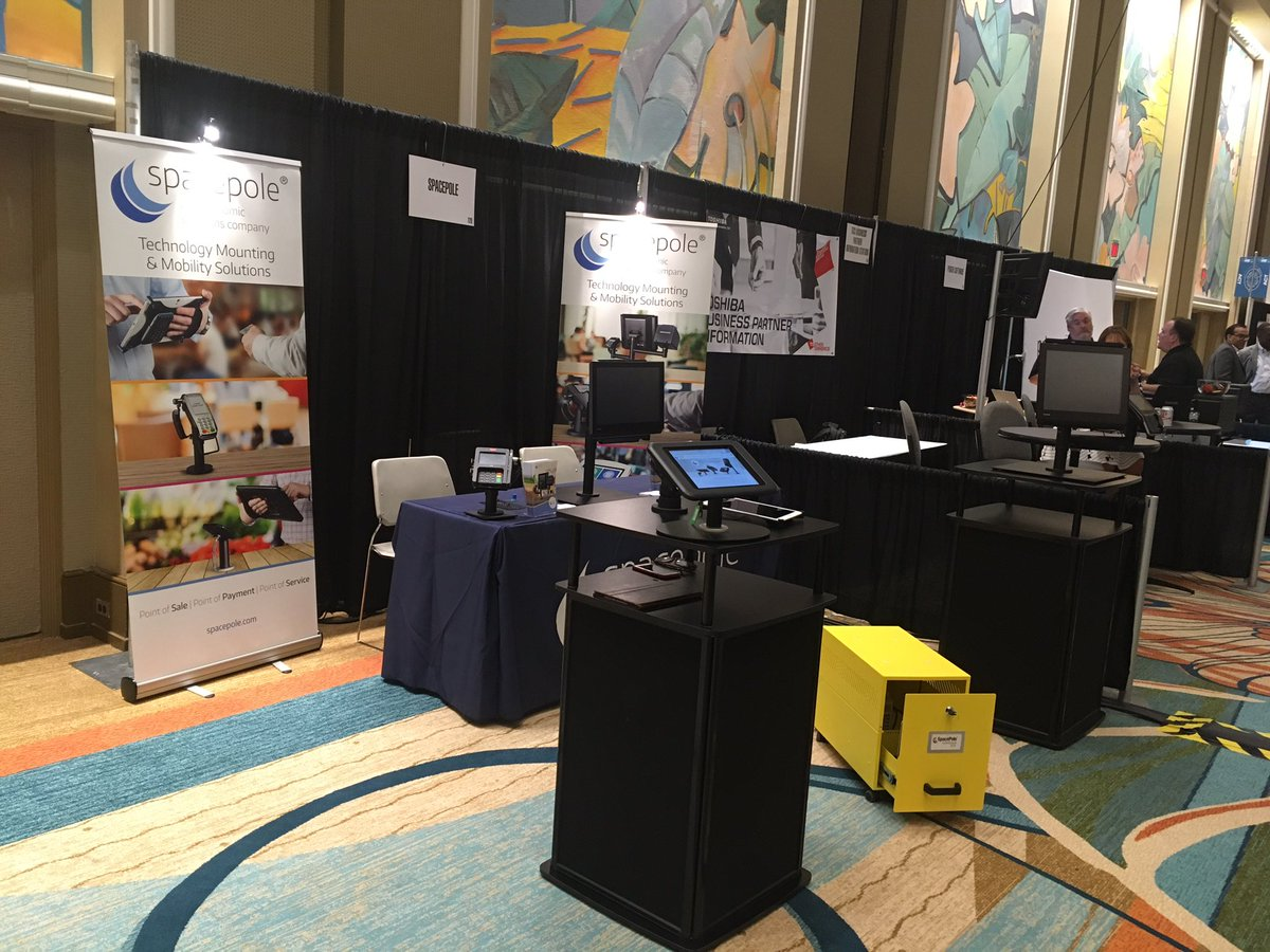 test Twitter Media - #toshibalead2017 product fair is open visit the SpacePole booth located next to the @toshibagcs business partner information booth https://t.co/q3Rd31Wua5