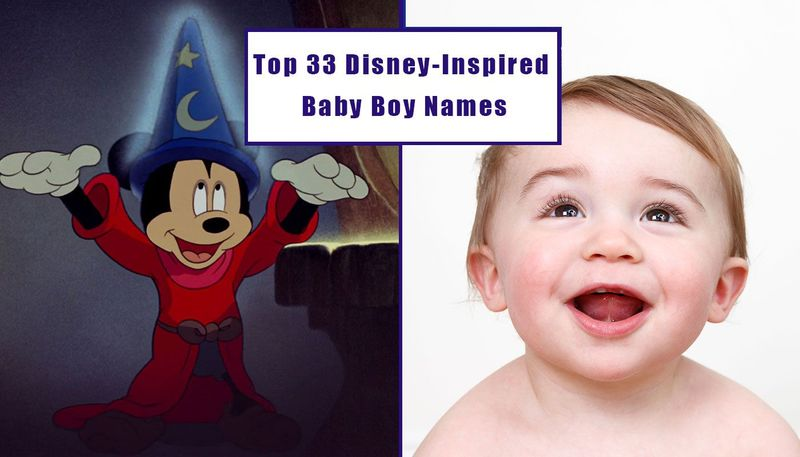 Baby names: 33 Disney baby names for boys - and their