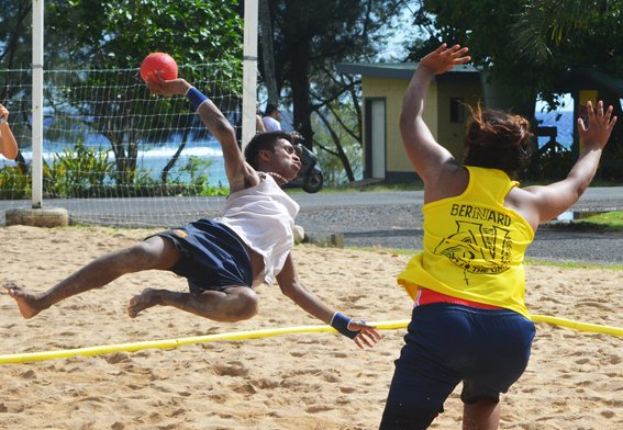 Handball contest all set to be epic