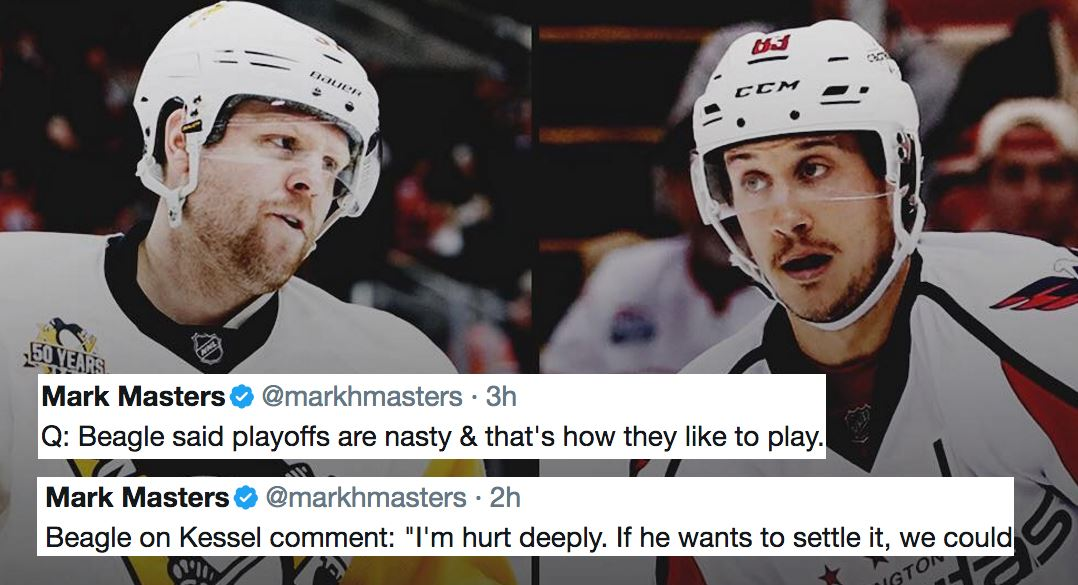 Kessel, beagle get into epic war of words over beagle\'s comments ...