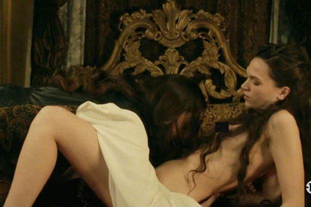Graphic sex scene clip