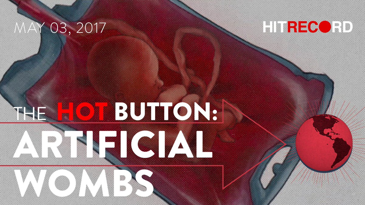 Artificial wombs were all over the news this week — question is: would you want your baby in one of these things? https://t.co/vzwJAoW6ki